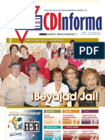 CDInforma, número 2596, 7 de adar de 5773, México D.F. a 17 de febrero de 2013.