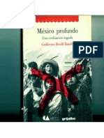 Mexico Profundo Bonfil Batalla