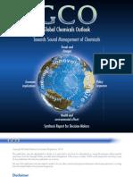 GCO Synthesis Report CBDTIE UNEP September5 2012