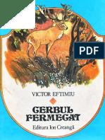 Victor Eftimiu Cerbul Fermecat
