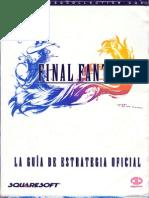 Final Fantasy X - La Guia de Estrategia Oficial