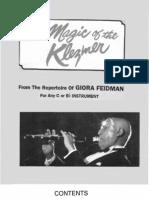Giora Feidman the Magic of the Klezmer