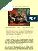 The Official Foundation Day of the Clerics Regular of St. Paul - Barnabite Order - February 18, 1533