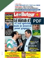LE BUTEUR PDF du 19/02/2009