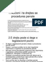 E Drejta e Procedures Penale