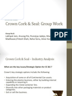 Crown Cork & Seal – Assignment Group No.8.pptx