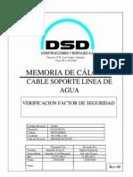 Cable Soporte Linea de Agua Rev00