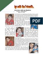Interview With My Nephew