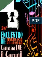 XXIV Encuentro de Música Religiosa Ciudad de A Coruña