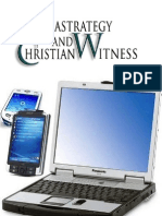 Mediastrategy & Christian Witness