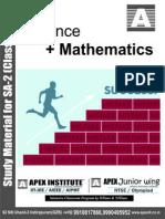 Class-10 Sample Maths Term-II 2013