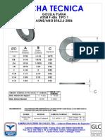 Ficha Tecnica Golilla F-436