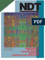 ASM NDT. Comparison of NDT Methods