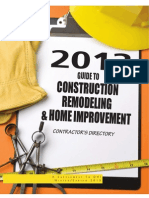13 Spring Contractor Guide