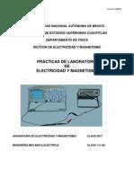 Practica Elec y Mag 2013-II