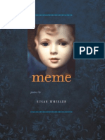 """The Maud Poems (From """"Meme"""")"""