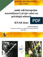 Jaroslavs Streļčenoks - KNAB