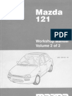 Mazda 121 Workshop Manual Pdf