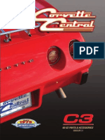 Corvette Central Part Catalog for 1979 Corvette