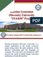 Russian-Armenian (Slavonic) University