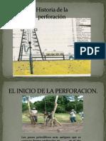 Historia de la perforación