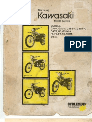 1975 Kawasaki G4tr Wiring Diagram | Wiring Diagram on