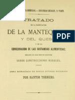 Tratado de la fabricación de la mantequilla y del queso