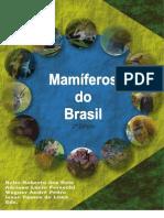 MAMIFEROS DO BRASIL 2 EDIÇÃO