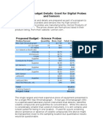 Proposed Budget (592-551Mod4)