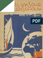 Jaarlijksche boekenschouw. Jaargang 15. 1934