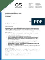 Offerte Opleveringskeuringen de Gooye 18-02-2013 (1)