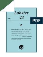 Lobster 24