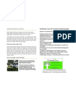 Earth Day Bulletin 2013 Anglican Church of Canada Diocese of Huron Final