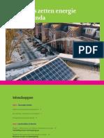 Brochure Energiebesparing 2010 de Bundeling
