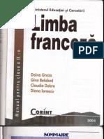 manual franceza IX