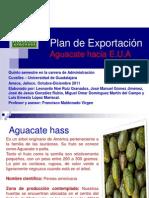 Plan de Exportación Final
