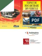 58801301 Tehnici de Descarcerare Holmatro Editia aII A