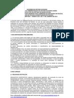 Edital Policia Civil Ba 2013