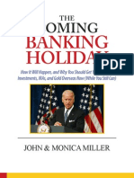 The Coming Bank Holiday