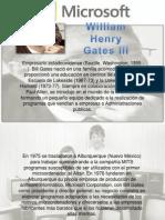William Henry Gates Lll