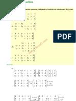 Tema 3 Método de eliminación de GaussH