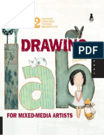 Drawing Lab for Mixed-Media Artists - Carla Sonheim