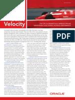 Oracle AccelerateSalesVelocity