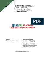 Libro 28. LATIBEX. El Mercado Latinoamericano de Valores
