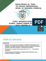 Diapositiva de Conjuntos