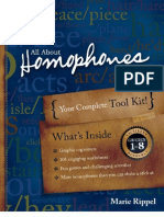 1All About Homophones Sample
