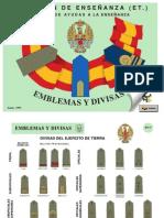 Emblemas y Divisas