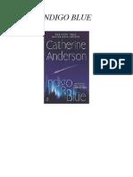 Anderson Catherine - Comanche 03 - Indigo Blue