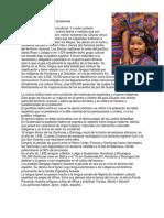 Actividades Culturales en Guatemala