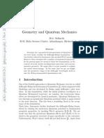 Geometry and Quantum Mechanics
